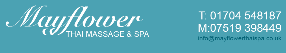 Mayflower Thai Spa Website